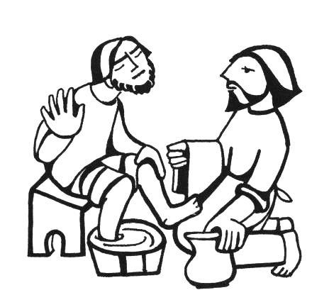 464x416 Christian Servant Clip Art Clipart