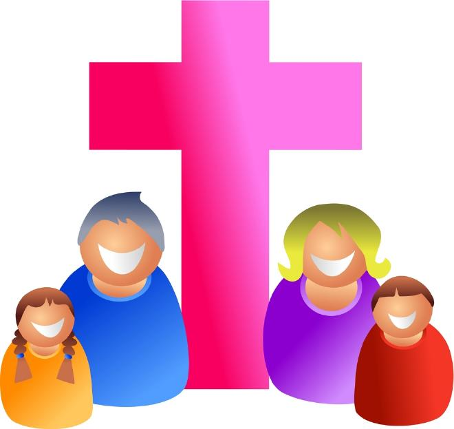 660x623 Religious Clipart Christianity