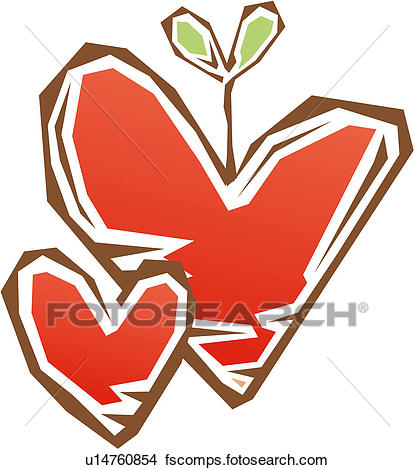 414x470 Clipart Of Sprout, Christianity, Love, Heart, Religion, Agape