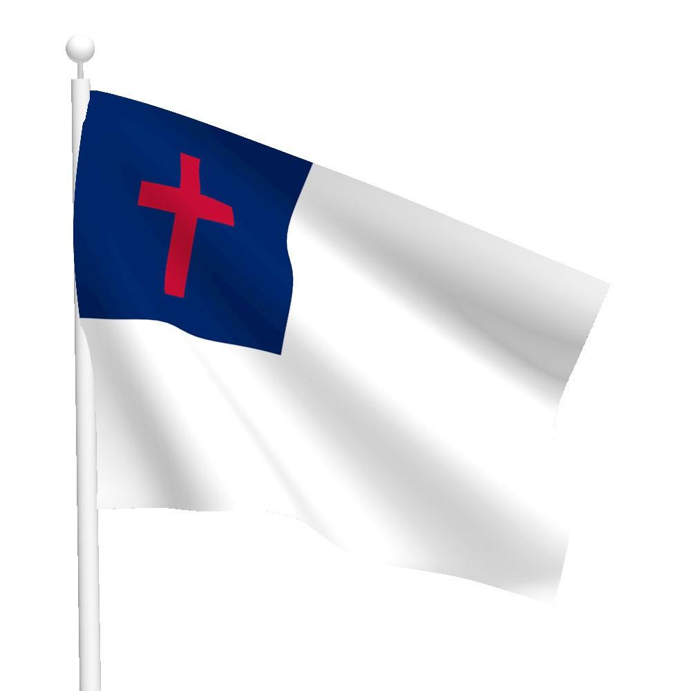1000x1000 Christian Flag Clip Art