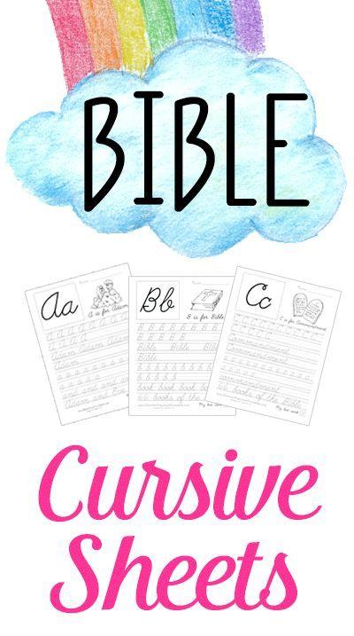 400x717 Free Cursive Handwriting Worksheets. Bible Abc Cursive Handwriting