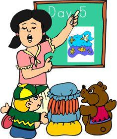 236x280 Stories Clipart Kindergarten Teacher