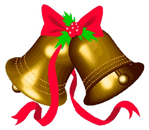 498x436 Christmas Bells Clip Art 3