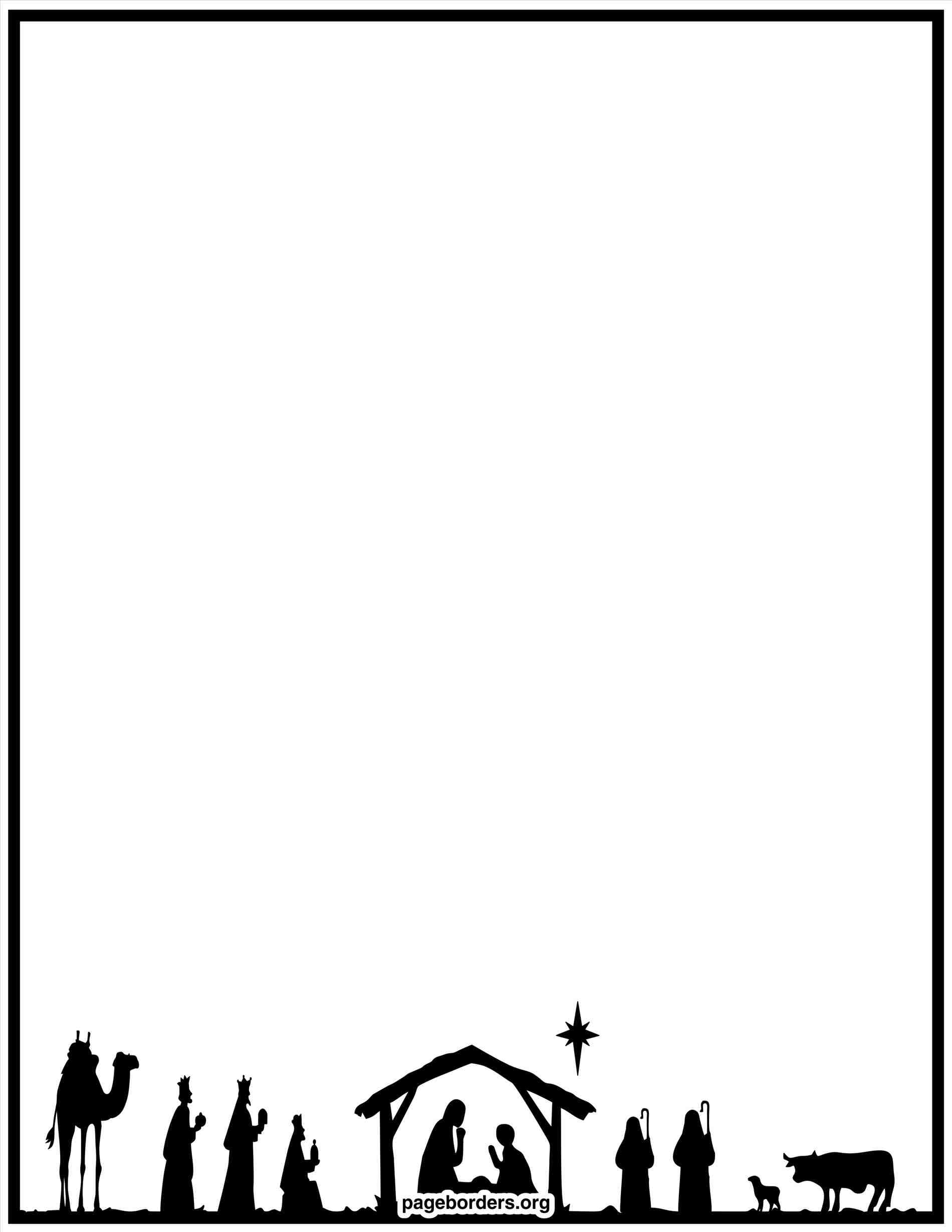 1900x2458 Religious Christmas Border Clipart Clip Art Pictures S U Clip