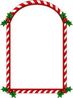 236x319 Cute Christmas Border Merry Christmas And Happy New Year 2018
