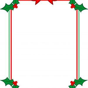 300x300 Free Christmas Borders Templates Microsoft Word Halloween