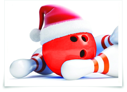 439x318 Bowling Clipart Christmas