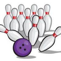 200x200 Bowling Pins Clipart