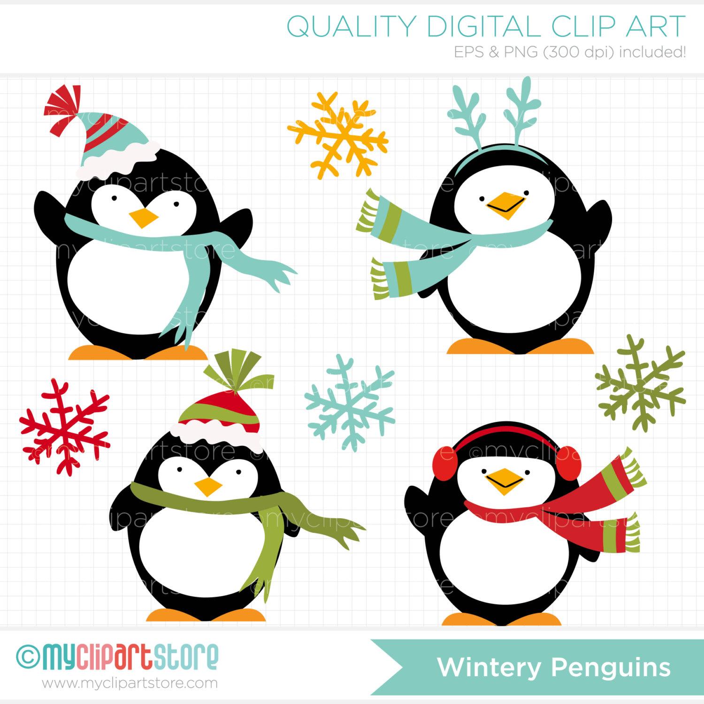 winter clip art free