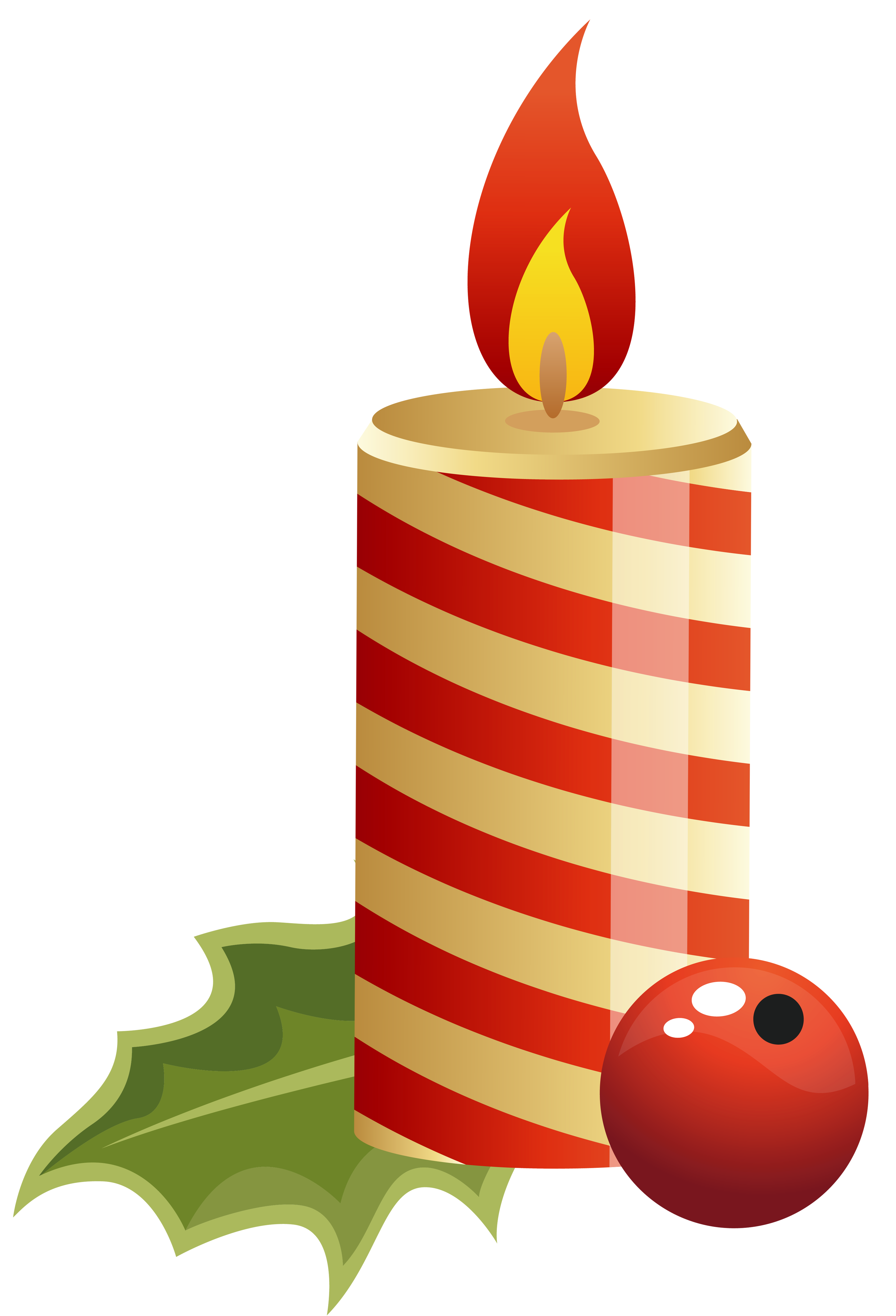 3388x4974 Red Christmas Candle Png Clipart Imageu200b Gallery Yopriceville