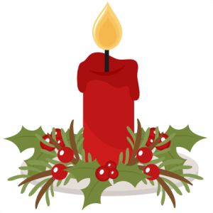 300x300 Candle Clipart Christmas Candle