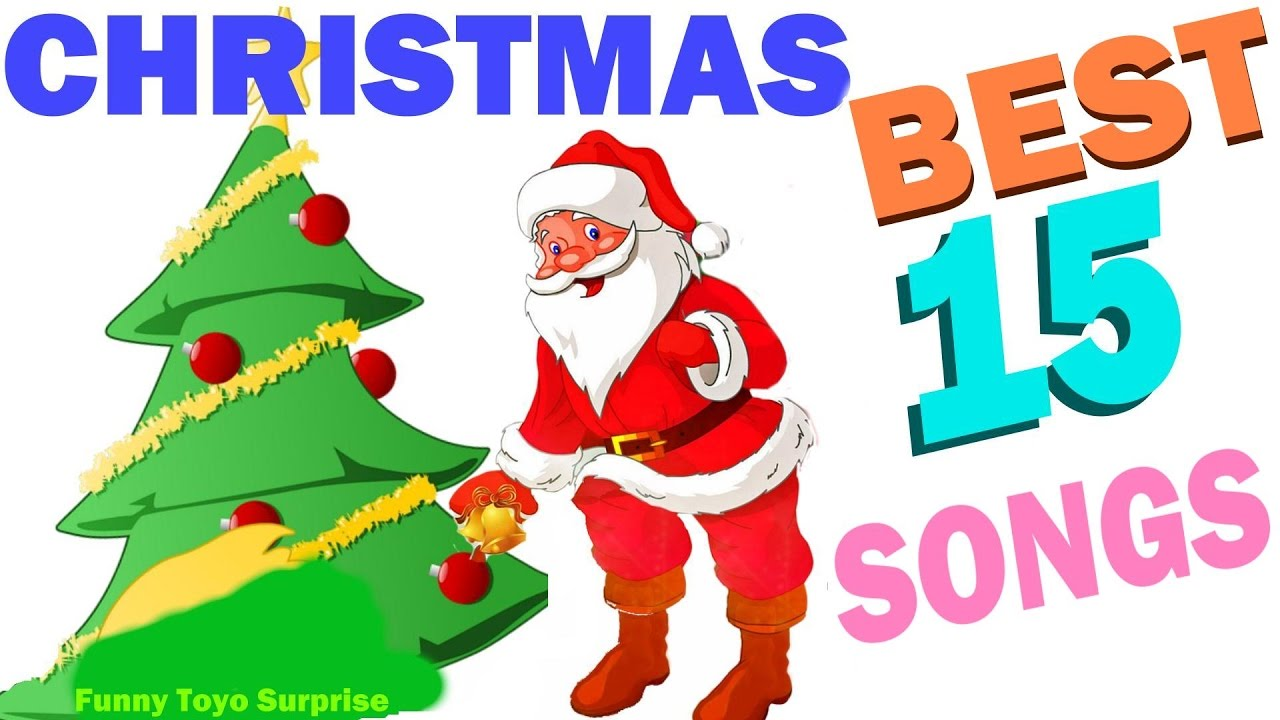 1280x720 15 Best Popular Christmas Songs Carol Cartoon Animation Nursery