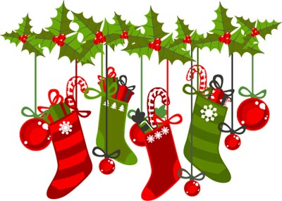 400x285 Christmas Decorations Cartoon Pictures