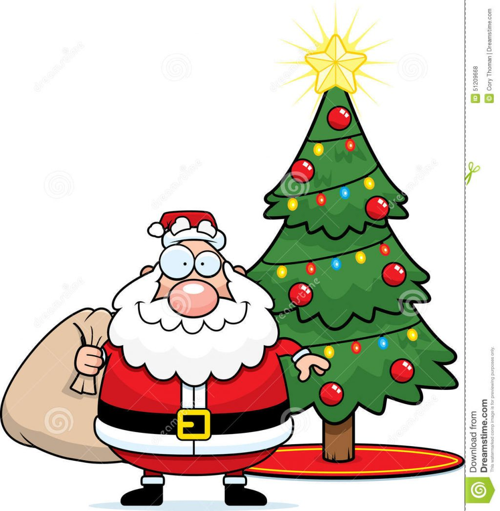 1024x1047 Christmas ~ Cartoon Christmas Tree Photo Ideas Pictures Free