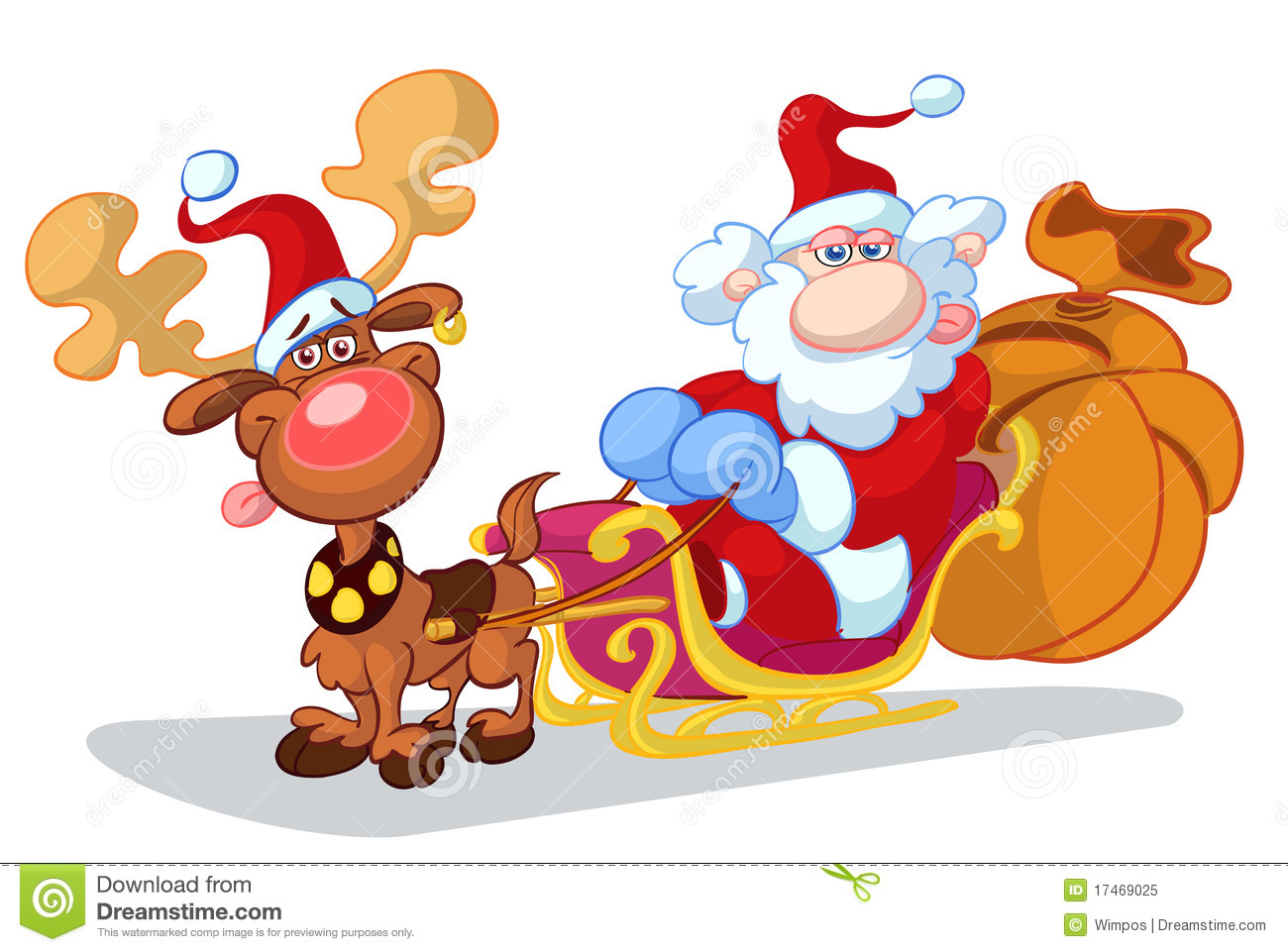 1300x961 Free Christmas Cartoon Pictures Collection