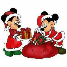 236x236 Mickey Mouse And Friends Xmas Clip Art Images Free To Copy For