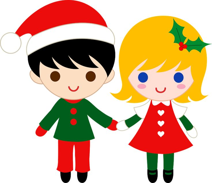 Christmas Choir Clipart