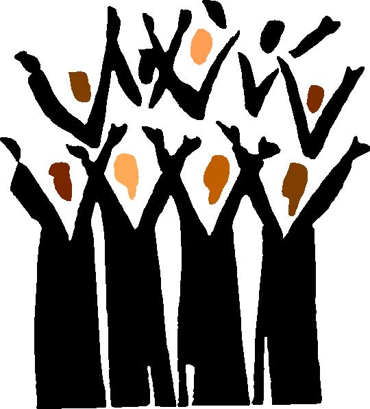 540x596 Musician Clipart Choir