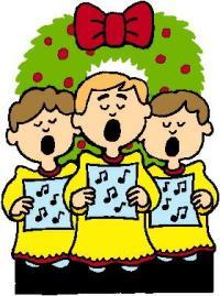 200x269 Christmas Choir Clipart