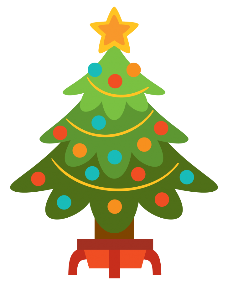 728x910 Christmas ~ Clipart Christmas Religious Clip Art Free Images Tree
