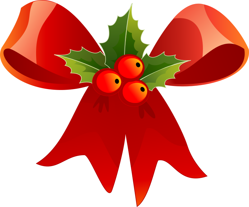 800x667 Christmas Float Clipart