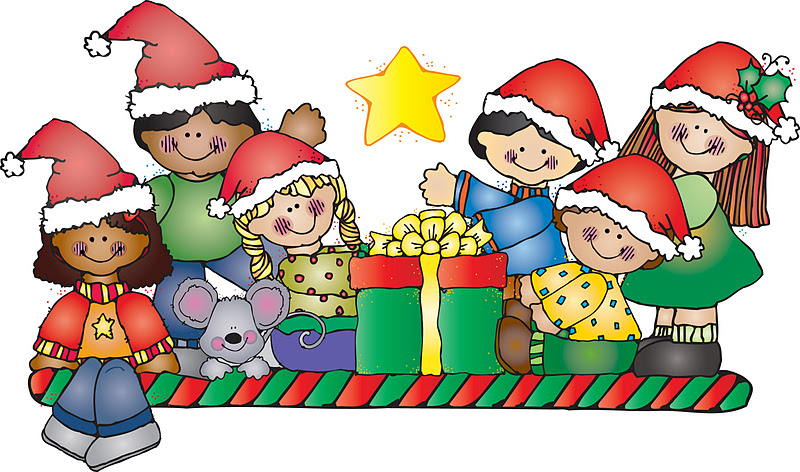 800x472 Christmas Clipart For Kids