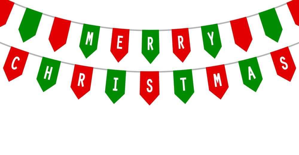 1000x521 Merry Christmas Clip Art