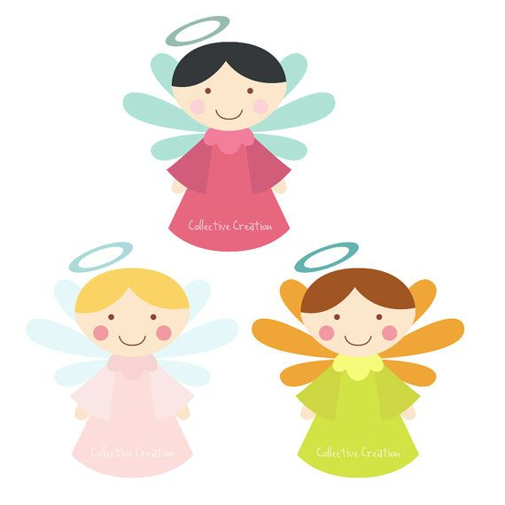 Christmas Clipart Angel