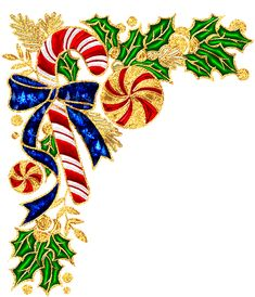235x274 Marcos Y Bordes Esquineros Para Navidad Bordures