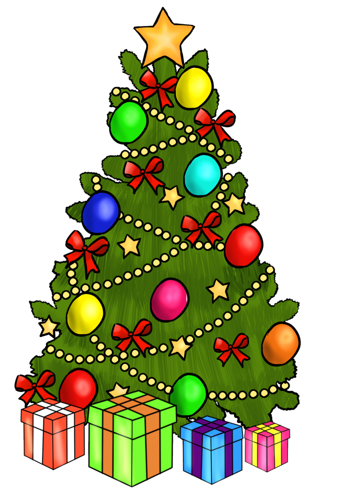 Christmas Clipart Decorations