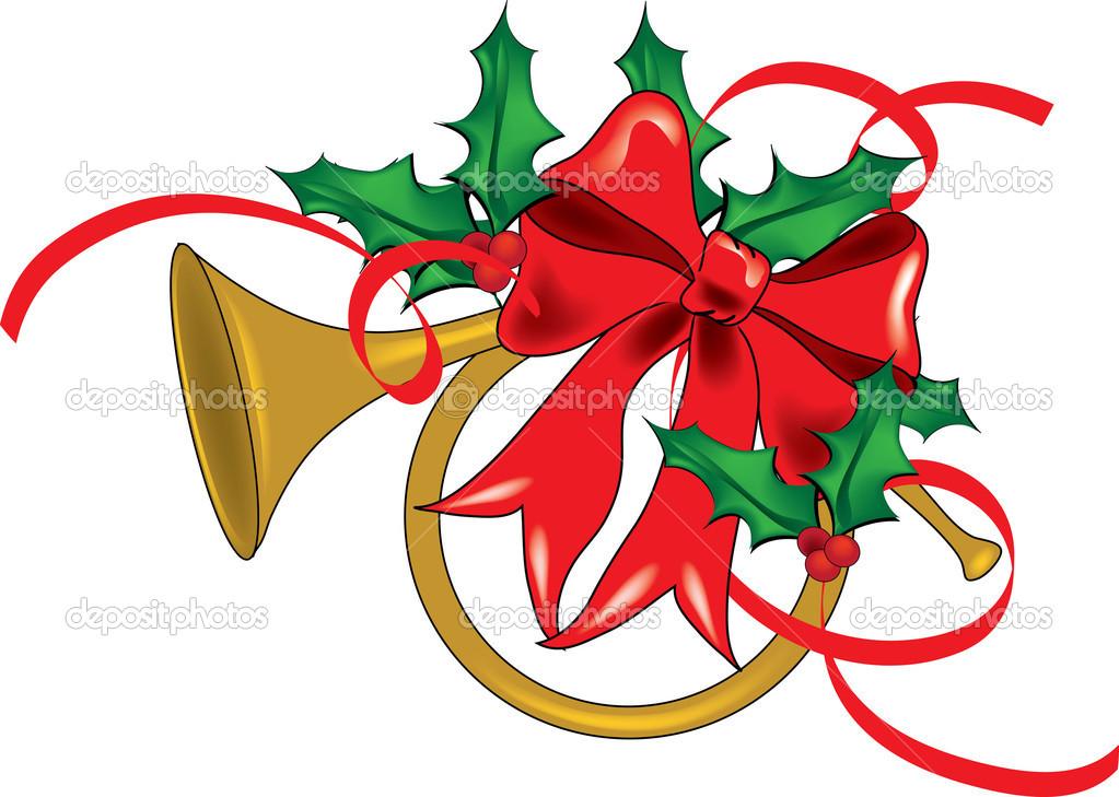 1023x729 Christmas Ornaments Clipart Ribbon