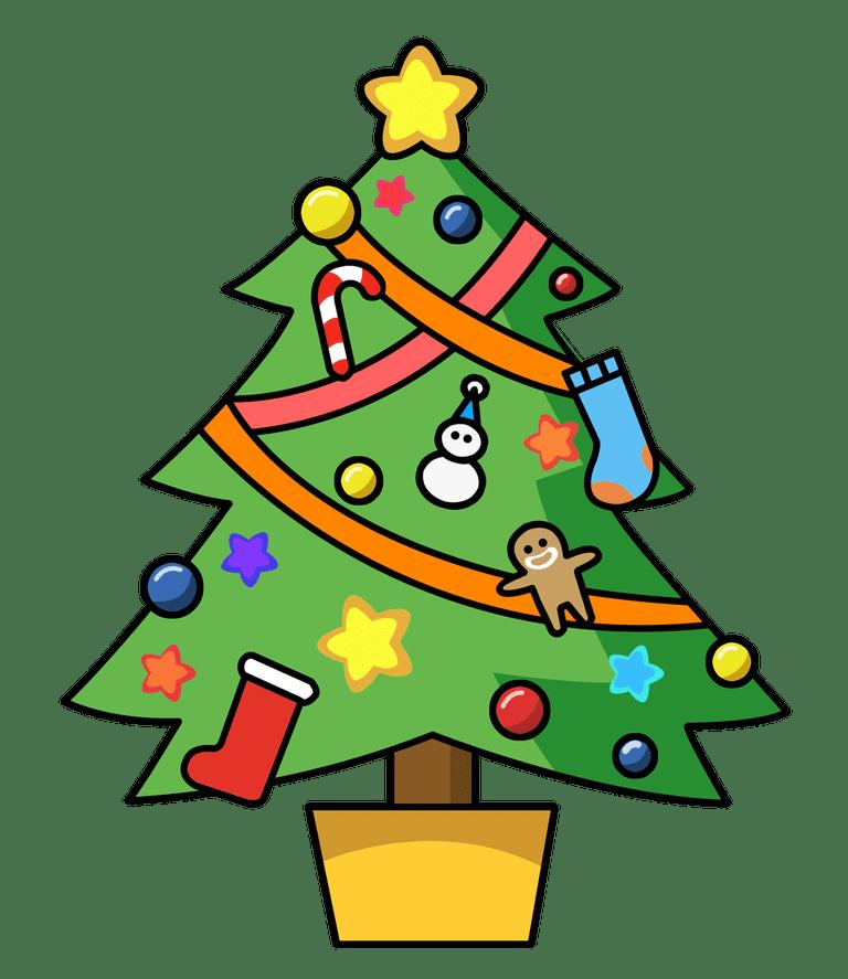 768x887 Decorative Christmas Decorations Clip Art Merry Christmas