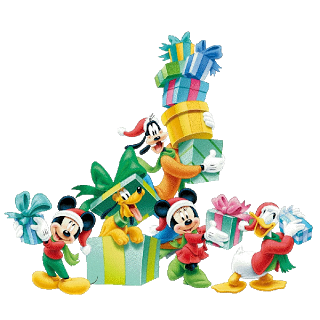 320x320 Disney Clipart Christmas