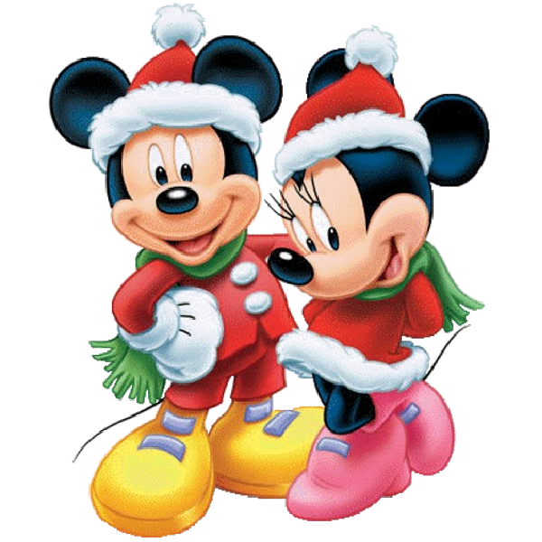 600x600 Disney Christmas Clip Art