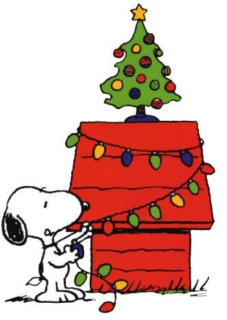 Christmas Clipart Dog