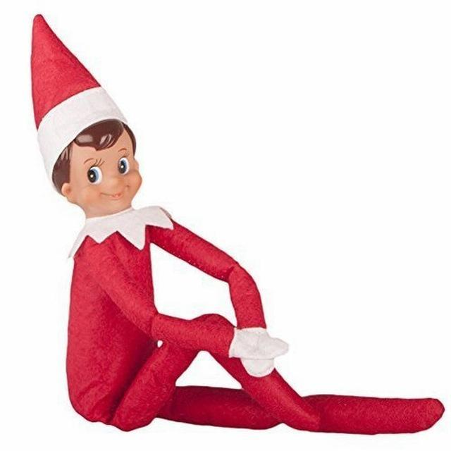 640x640 Kids Elf On The Shelf Toy Doll With Add On Book Option