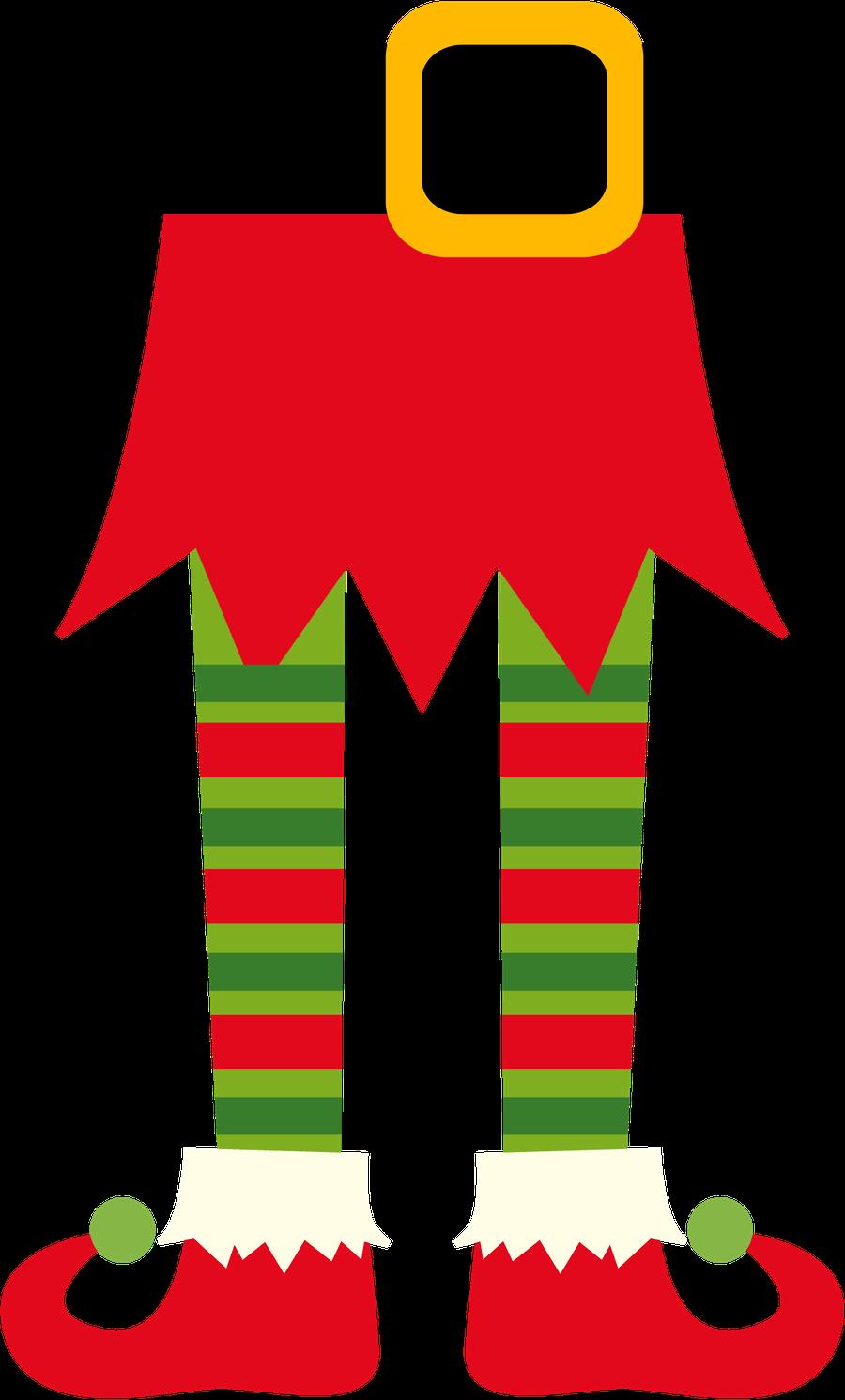 900x1491 Christmas Elf Clip Art Clip Art