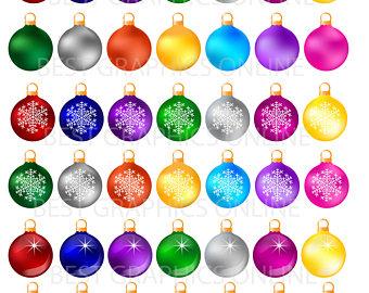 340x270 Ornament Clipart Etsy