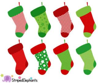 340x270 Christmas Clipart Digital Clip Art Santa Rudolph Elves Elf
