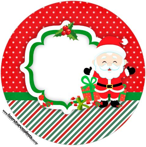 Christmas Clipart For Return Address Labels