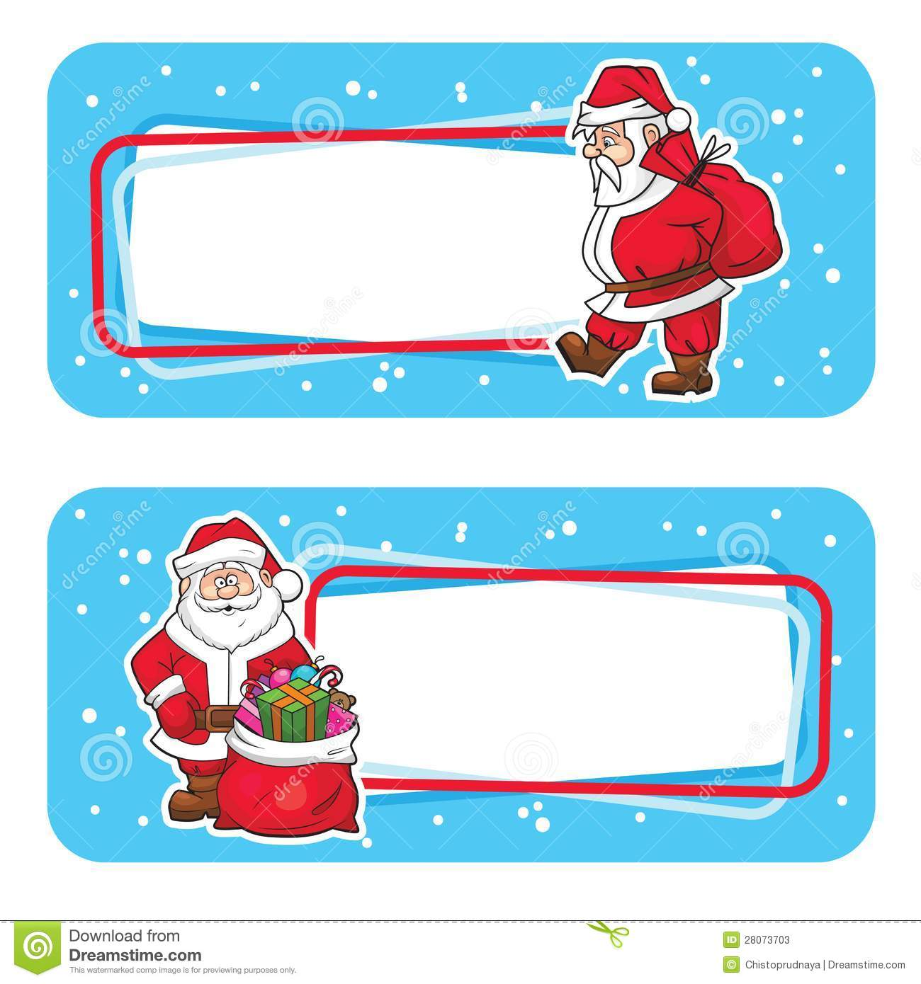 christmas clipart for return address labels free download best