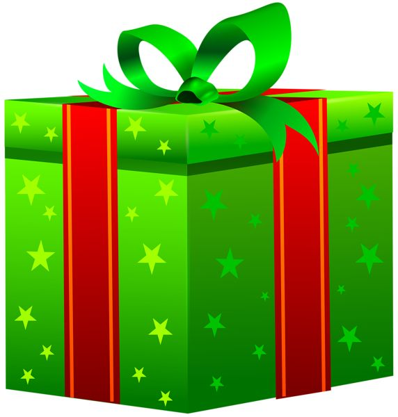 Christmas Clipart Gifts