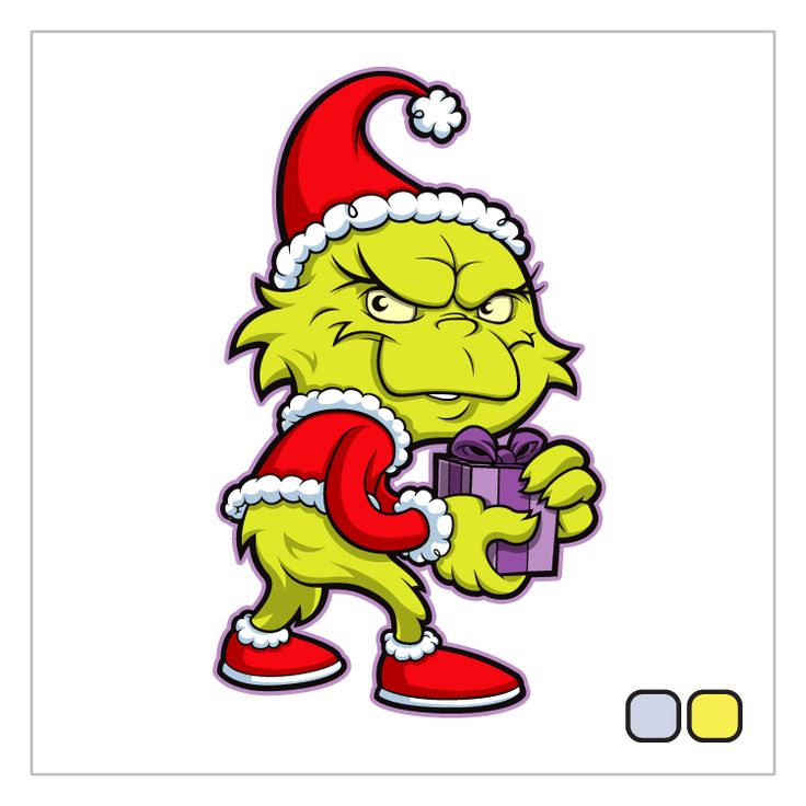 Christmas Clipart Grinch