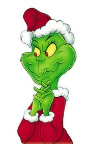 169x283 Free The Grinch Clipart