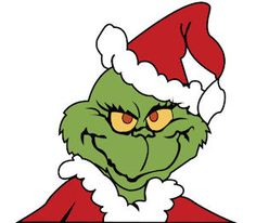 236x206 The Grinch Clip Art