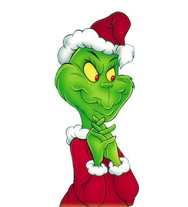 374x411 The Grinch Clip Art