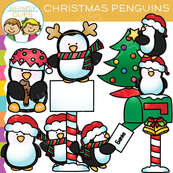 600x600 Christmas Whimsical Cliparts 190816