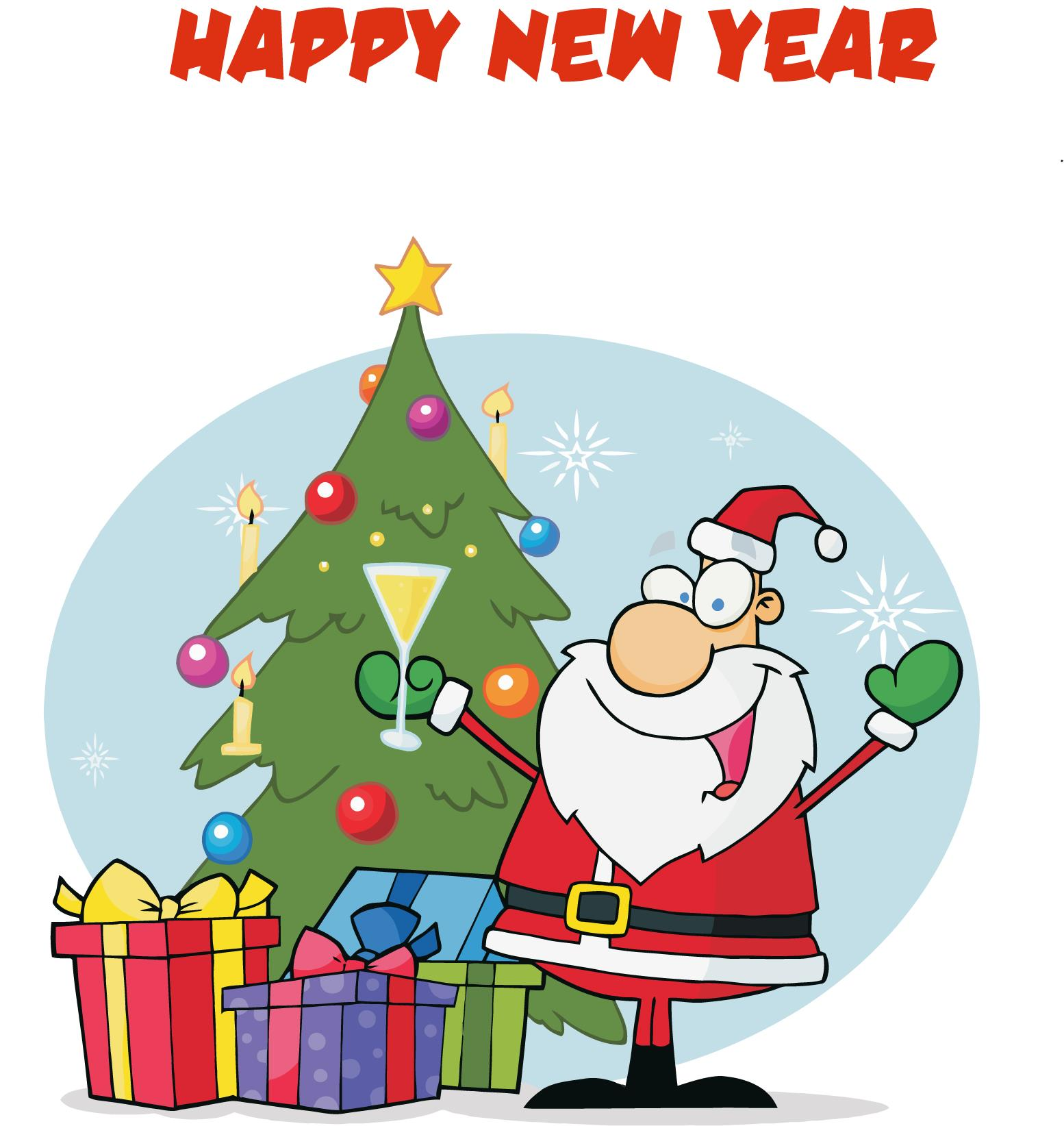1554x1644 kid new year clip art merry christmas amp happy new year 2018 quotes