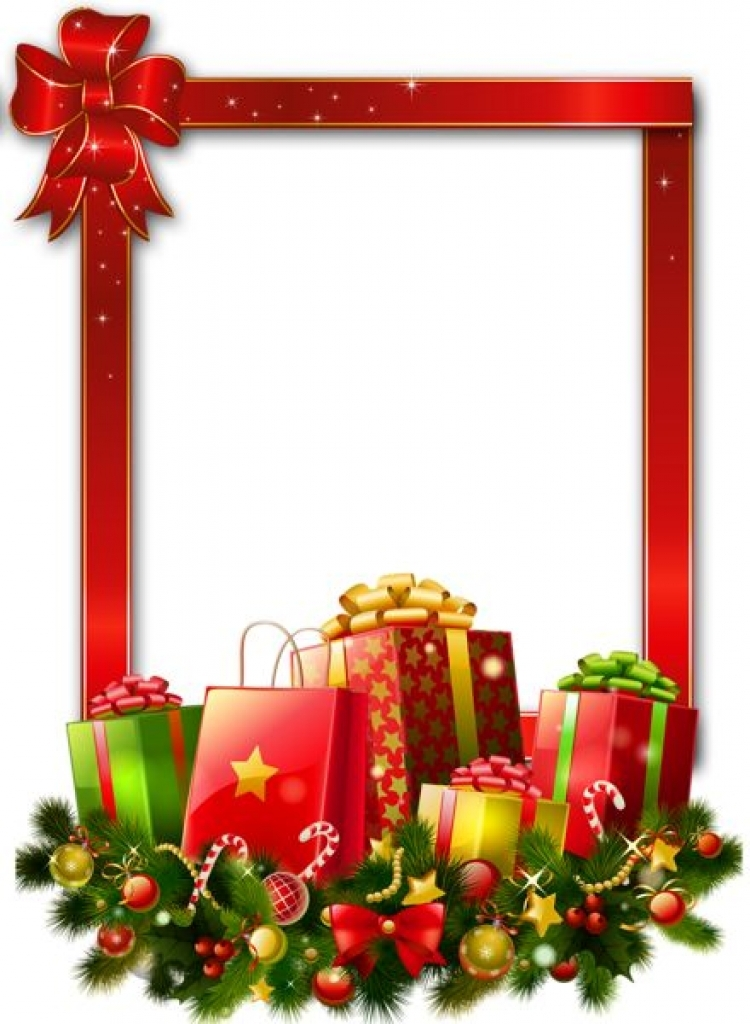 750x1024 Presents Free Transparent Red Large Christmas Transparent Pngfree