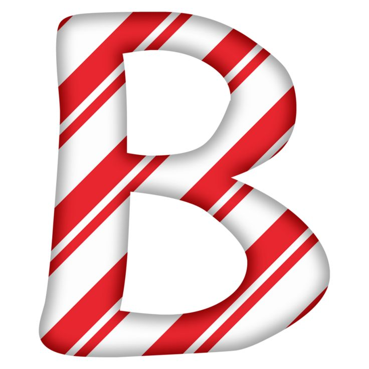 Christmas Clipart Letters | Free download on ClipArtMag